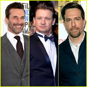 Jon Hamm Joins Jeremy Renner & Ed Helms in New Comedy!