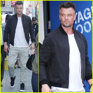 Josh Duhamel Adorably Gushes About Fergie After Her Concert