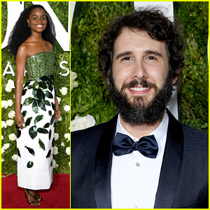 Josh Groban & Denee Benton Represent 'Great Comet' at Tony Awards 2017!