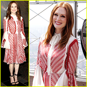 Julianne Moore Urges Fans to Wear Orange on Friday to Promote Gun Violence Awareness Day