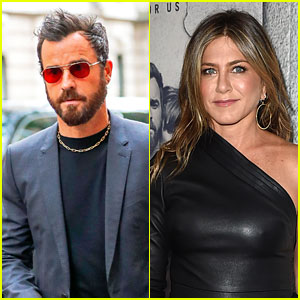Justin Theroux Reveals Why Jennifer Aniston Sometimes Won't Practice Scripts With Him