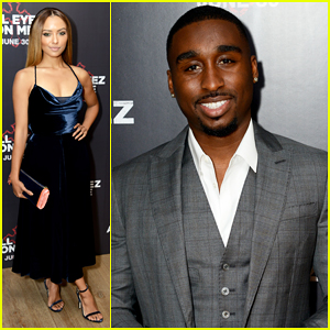 Kat Graham & Demetrius Shipp Jr. are 'Not Focusing' on Inaccurate 'All Eyez On Me' Claims!