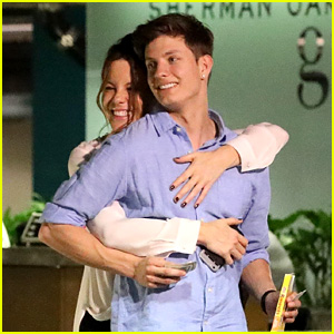 Kate Beckinsale & Boyfriend Matt Rife Flaunt Adorable PDA After Movie Date
