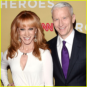 Anderson Cooper Speaks Out About Kathy Griffin's Controversial Donald Trump Photos