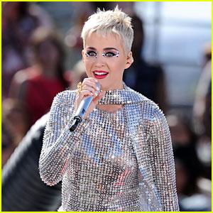 Katy Perry Changes 'Swish Swish' Lyrics During 'Witness' Live Stream Concert