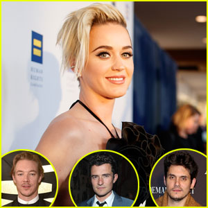 Watch Katy Perry Rank Her Ex-Boyfriends Orlando Bloom, John Mayer, & Diplo From Worst to Best in Bed