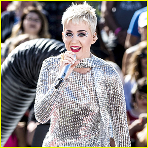 Katy Perry Reveals the Location of Her Live Stream - Find Out Here!