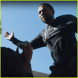 Kendrick Lamar Gets into a Street Fight in 'Element' Music Video - Watch Now