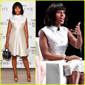 Kerry Washington Opens Up About Working with Domestic Abuse Survivors