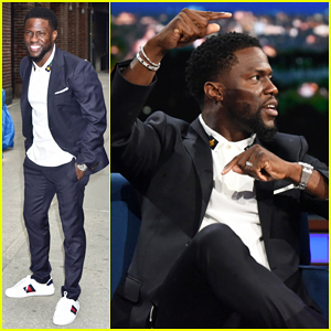 Kevin Hart Says You Shouldn't Smoke Unless It's With Snoop Dogg