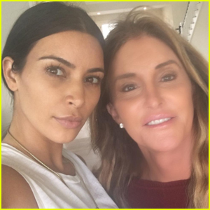 Kim Kardashian Believes Her Family & Caitlyn Jenner Will Work Out Their Differences
