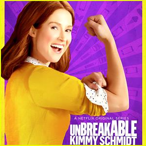 'Unbreakable Kimmy Schmidt' Renewed for Season Four!