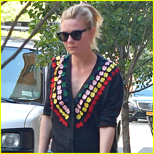 Kirsten Dunst Keeps a Low Profile in NYC