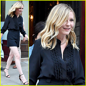 Kirsten Dunst Shows Some Skin, Talks 'Intimate' Wedding Plans