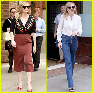 Kirsten Dunst Reveals If There's More TV In Her Future