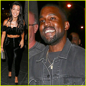Kourtney & Kim Kardashian Surprise Khloe at Birthday Party!