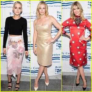 Kristen Stewart, Chelsea Handler & January Jones Stand Up Against Gun Violence!