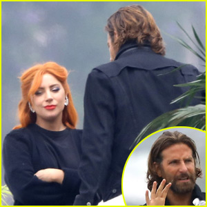 Lady Gaga & Bradley Cooper Start Their Week Filming 'A Star is Born'