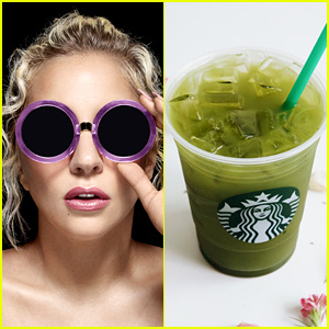 Lady Gaga to Launch Drinks at Starbucks for Charity!