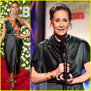 Laurie Metcalf Wins for 'Doll's House, Part 2' at Tonys 2017!