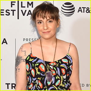 Lena Dunham Bares All While Promoting Body Positivity