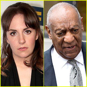 Lena Dunham Speaks Out on Bill Cosby Trial Decision