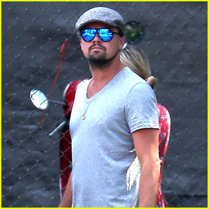 Leonardo DiCaprio Hangs Out with Jennifer Meyer in NYC