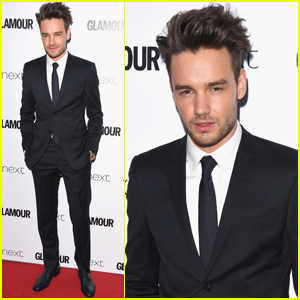 Liam Payne Presents James Corden With Man of the Year at ...