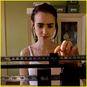 Lily Collins Stars in Netflix's 'To The Bone' - Trailer & Stills!