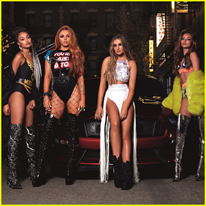 Little Mix Debut Empowering 'Power' Music Video - Watch Here!