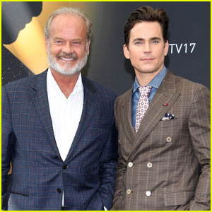 Matt Bomer & Kelsey Grammer Pair Up For 'Last Tycoon' Monte Carlo Photo Call