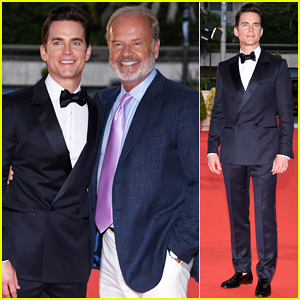 Matt Bomer Says 'Last Tycoon' Holds 'A Mirror Up To Society'!