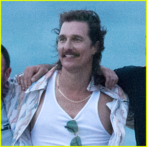 Matthew McConaughey Wraps Filming 'White Boy Rick' in Miami