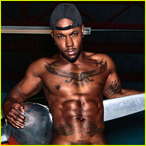Love & Hip Hop's Milan Christopher Goes Full Frontal!