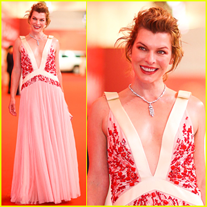 Milla Jovovich Was the 'Most Sparkling Girl in the Room' at Shanghai Film Festival