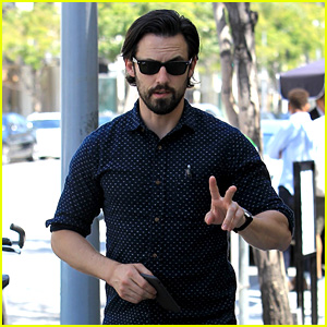 Milo Ventimiglia Drops a 'Gilmore Girls' Spoiler You Need to Hear