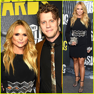 Miranda Lambert & Anderson East Arrive at CMT Awards: 'It's Kind of Like a Reunion!'