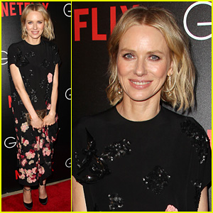 Naomi Watts Screens Her New Netflix Series 'Gypsy' in NYC!