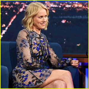 Naomi Watts Shows Off Her Best David Lynch Impression & Best American Accent - Watch Here!