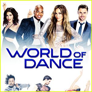 NBC Renews 'World of Dance' for Season 2!