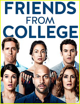 Netflix's 'Friends From College' Gets Funny First Trailer - Watch Now!