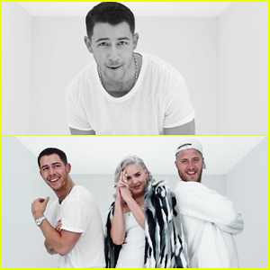 Nick Jonas Debuts 'Remember I Told You' Music Video With Anne-Marie & Mike Posner - Watch Here!
