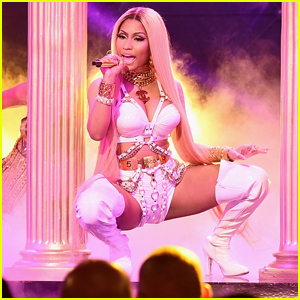 Nicki Minaj & 2 Chainz Take the Stage at NBA Awards - Watch Now!
