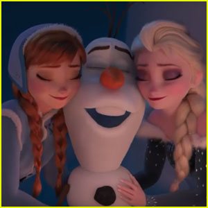 Watch the Trailer For 'Olaf's Frozen Adventure' Featurette!