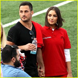 Olivia Culpo & Danny Amendola Couple Up for a Good Cause