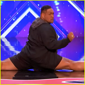This 'America's Got Talent' Dancer's Moves Will Put a Smile on Your Face! (Video)