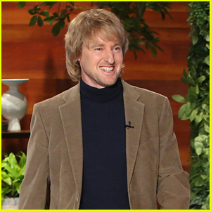 Owen Wilson Says His Kids Are Turning into Little Comedians - Watch!