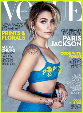 Paris Jackson Reveals What She's Passionate About Right Now