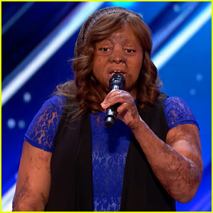 Plane Crash Survivor Wows 'America's Got Talent' Judges with Her Vocals (Video)