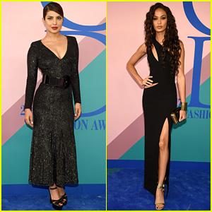 Priyanka Chopra & Joan Smalls Wear Michael Kors' Designs at CFDA Fashion Awards 2017!